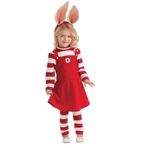 Olivia the Pig Toddler Halloween Costume /Dress Up